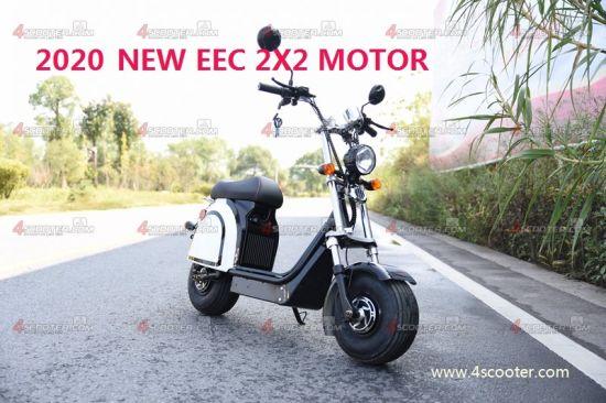 EEC Coc 2000W Mini Citycoco