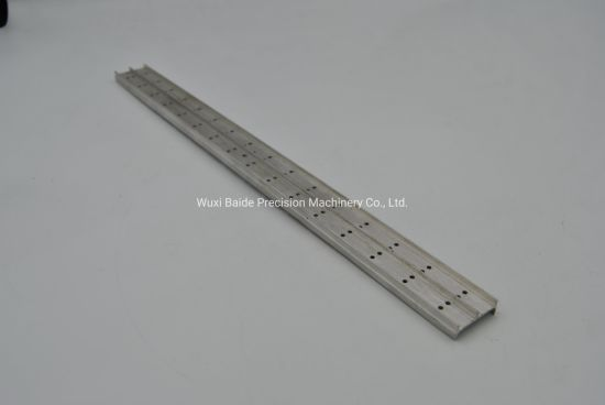 Aluminum Extrusion CNC Bending and Drilling