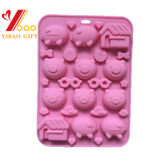 Cake Decorating Silicone Moulds for Baking Tools Custom Mold
