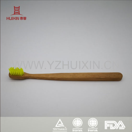 Eco Good Quality Toothbrush for Hotel Use with SGS Approval