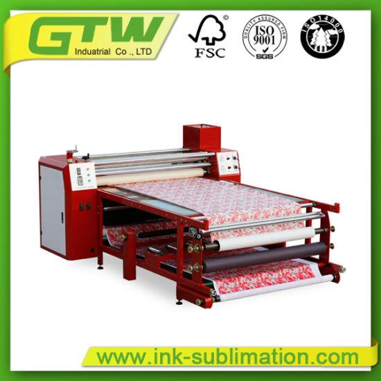 480mm*3200mm Large Format Roller Heat Press Transfer Machine