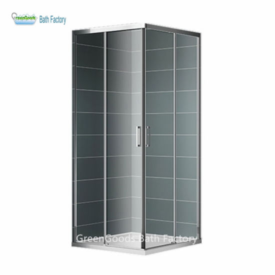 Air Clean 1200 X 900 Glass Shower Cabin Room with Sliding Door