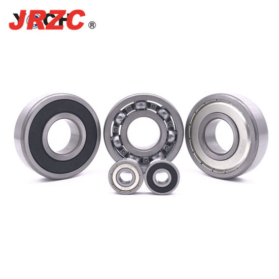 1 Pcs Deep Groove Steel Double Sealed Single-row Ball Bearing Convenient