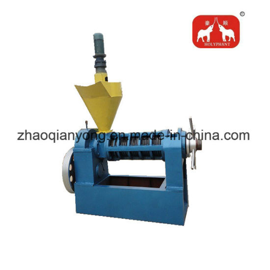 Factory Price Large Screw Peanut, Sunflower Seeds, Soybean Oil Press (HPYL-200) pictures & photos