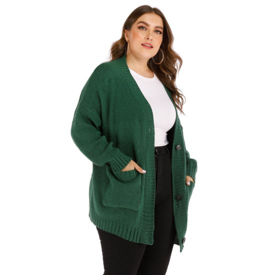 China Winter Fashion Jacket Plus Size Women Casual Cardigan Sweaters China Baby Clothes And Clothing Price