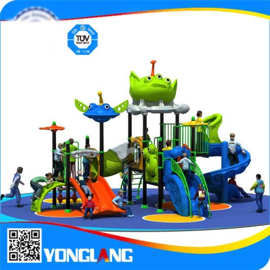 China Funny Games Children Outdoor Playground For Sale Yl X142