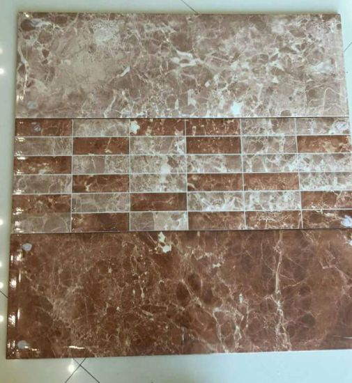 Building Material Lowest Price Glazed Polished Bathroom Ceramic Wall Tile