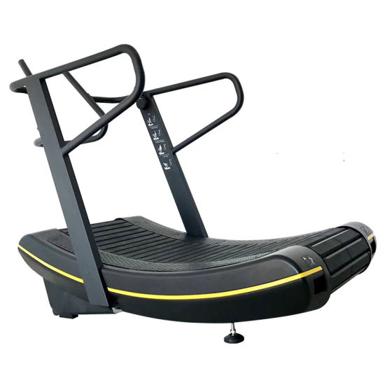 2018 Newest Magnet Resistance Self Generating Curve Treadmill