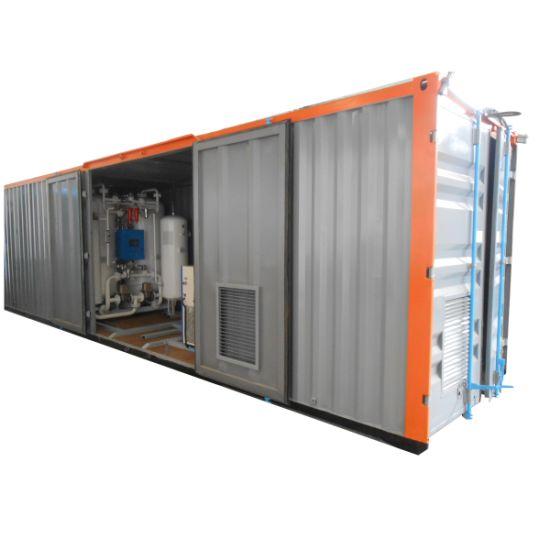 Filling Oxygen Gas Cylinder Industrial/Medical Manufacturer Plant