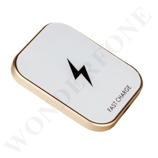 Wireless Charger for Samsung and iPhone with Fast Charging 2.5ah pictures & photos
