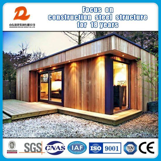 Economical Galvanized Prefab Container Modular Cabin for Sale