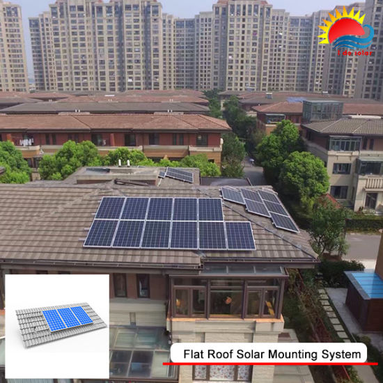 High-Performance Solar Mounting PV Roof for Home (NM0099)