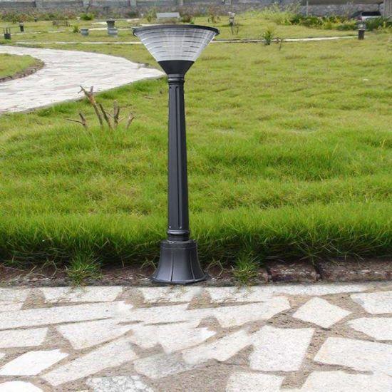 Best Cheap Newest Waterproof IP65 Economical Aluminum European Style Solar Lawn Lighting