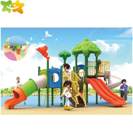S017 Premium Full Silicone Outdoor Playground Equipment Manufacturer From China