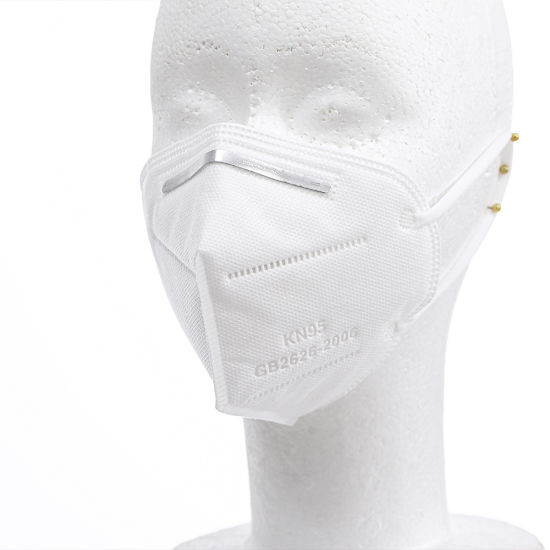 Adult KN95 Non-Woven Fabric Face Mask with Quick Delivery