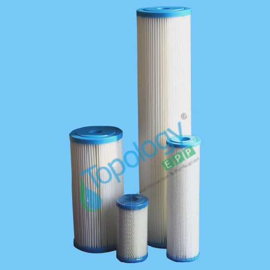 High Water Flow Filter Cartridge