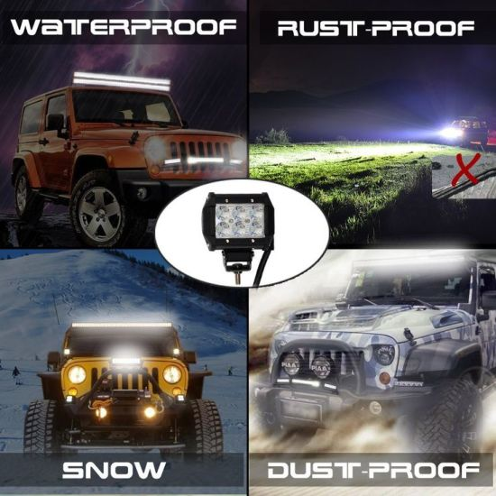 China led light bar senlips 21 120w offroad light bar flood spot led light bar senlips 21 120w offroad light bar flood spot combo beam ip 68 waterproof for off road vehicle atv suv utv 4wd jeep boat black mozeypictures Images