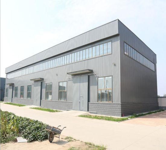 Prefabricated Metal Construction Steel Structure Warehouse