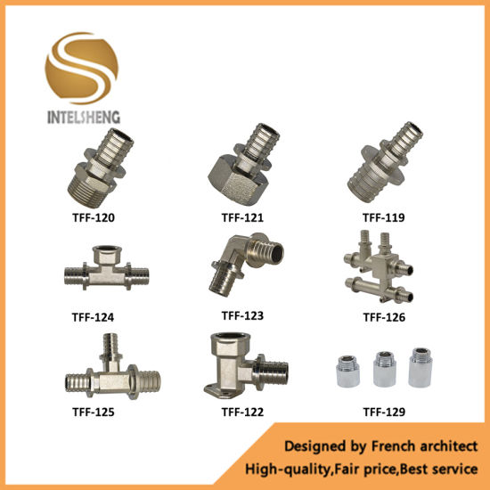 Plumbing Materials Fittings Names Nipple Brass Pipe Fittings