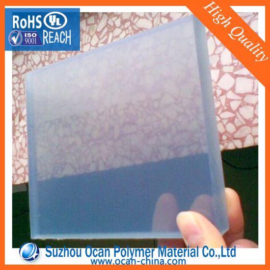 4mm Thickness Clear PVC Rigid Sheet Manufacturer Rigid PVC Panel PVC Board