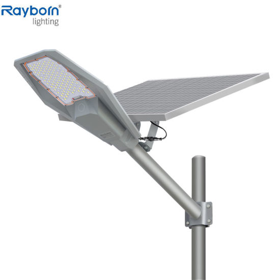 50W 70W 80W 100W 120W 150W 200W 300W 400W Outdoor Solar LED Street Light for Garden Solar Panel Street Lighting