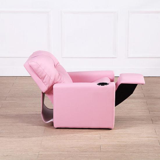 China Lazy Boy Recliner Massage Chair PU Kids Recliner Chair ...