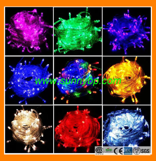 multi color led christmas light for outdoor use
