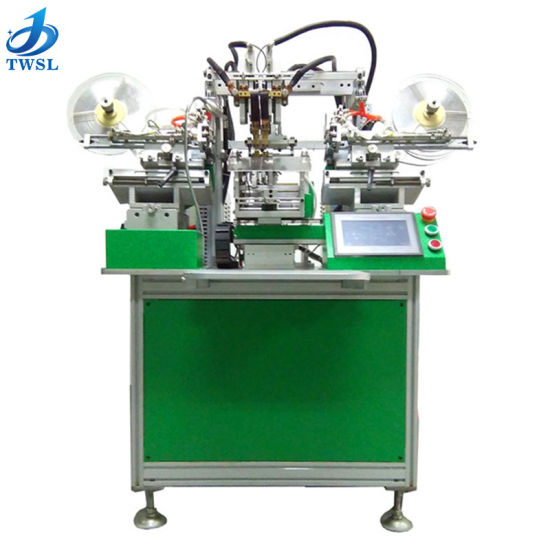 Mobile Phone Lithium Battery Making Machine Automatic Spot Welder Machine  OEM Twsl-7500 with Local After-Sales Services