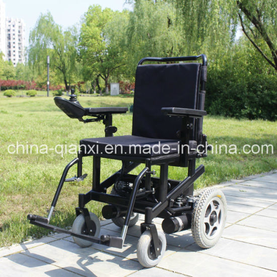 Lightweight Commode Wheelchair for Elderly with Ce pictures & photos