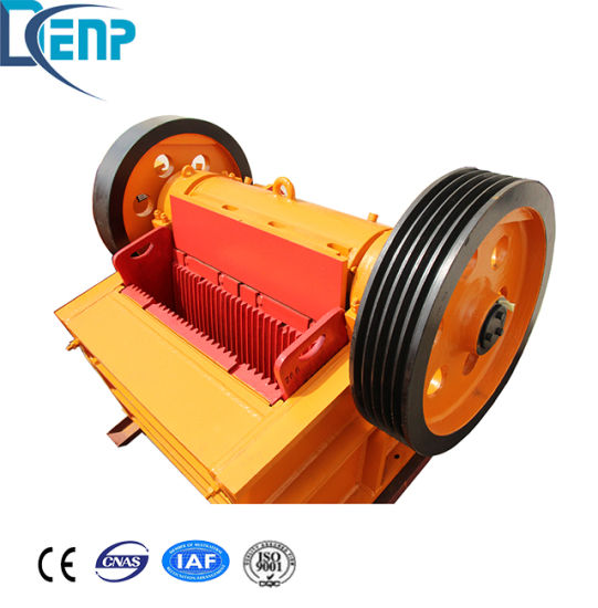 Shanbao Jaw Crusher pictures & photos
