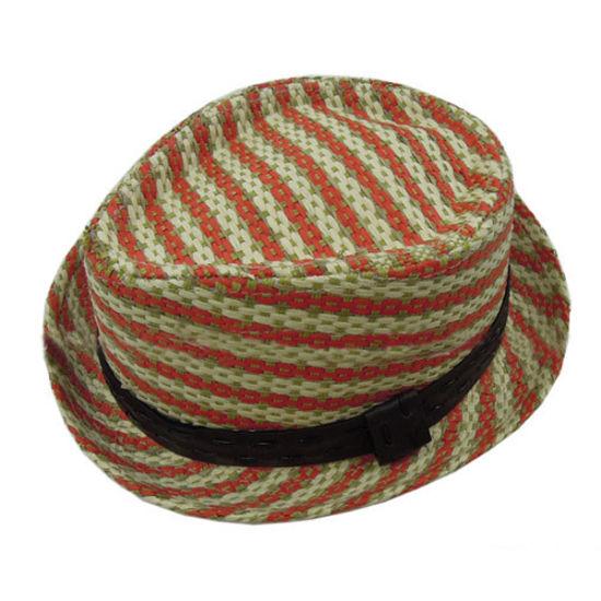 43ea904f962f4 China Custom Fashion Summer Paper Straw Hat Man Hat - China Straw ...