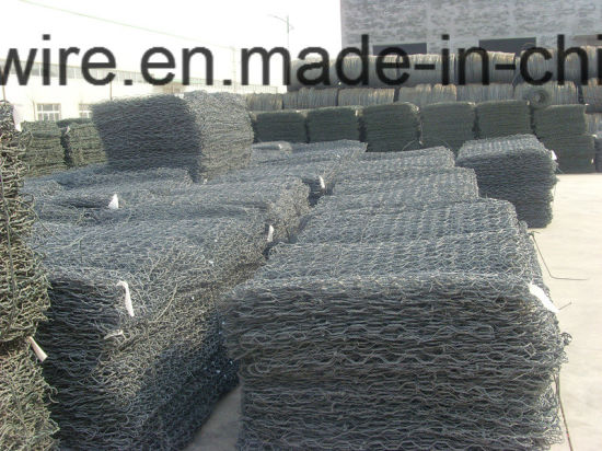 Easily Assembled Galvanized Gabion Mattress From China Manufacture