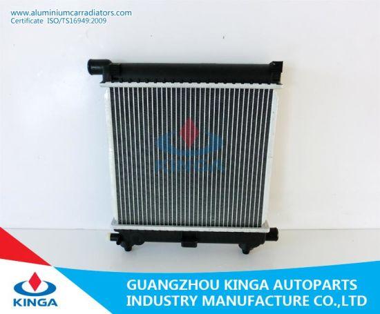 China Engine Parts Aluminum Radiator for Benz W124/200e′84-90 Mt