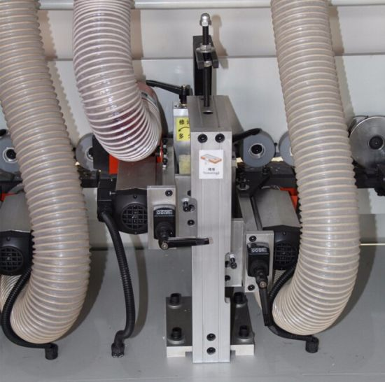 Edge Banding Woodworking Machine with Fine Trimming Double Trimming pictures & photos