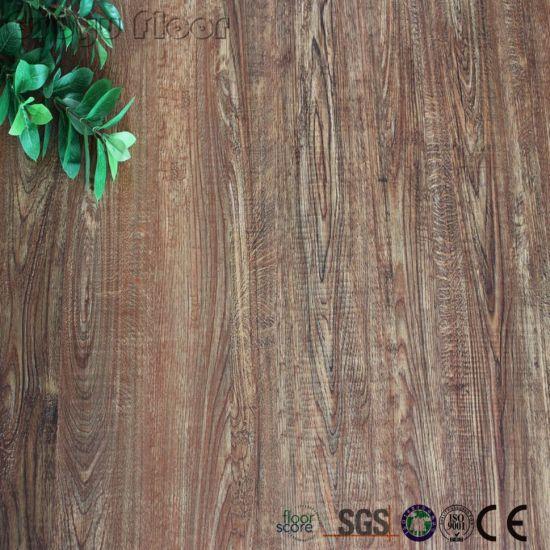 China NonSlip Bathroom Wood Loose Lay Vinyl Flooring China Vinyl - Non slip vinyl flooring for bathrooms