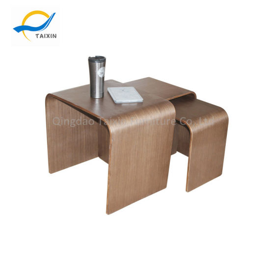Fine China Stackable Wooden Coffee Table For Reception China Inzonedesignstudio Interior Chair Design Inzonedesignstudiocom