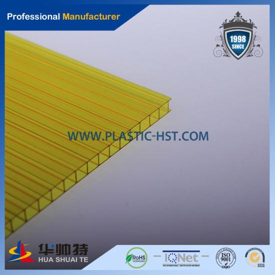 Plastic Best Quality Twin-Wall PC Sheet