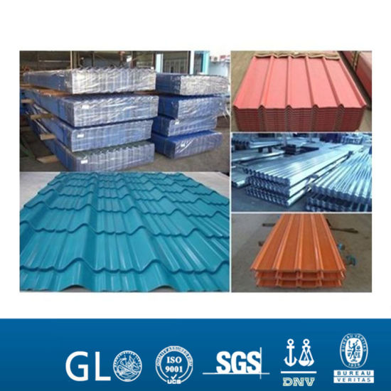 China Color Steel Ppgi Ppgl Roofing Price List Philippines