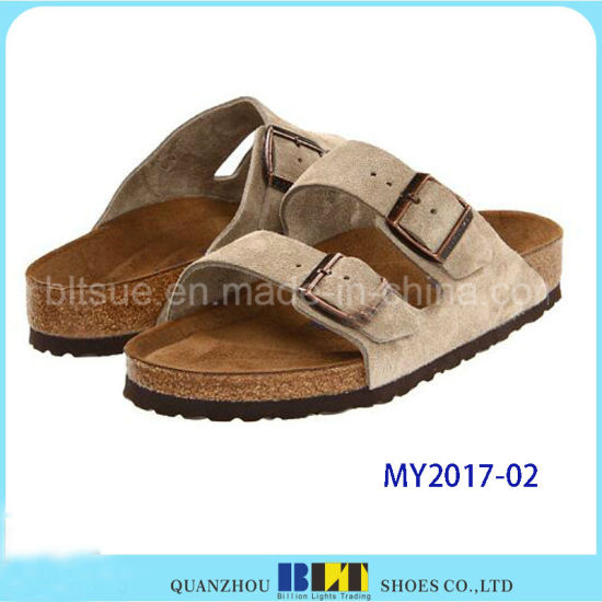 Ideal Comfort and Style Soft Cork Sandals