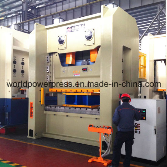 Automatic Power Press 400ton for Progressive Die Stamping pictures & photos