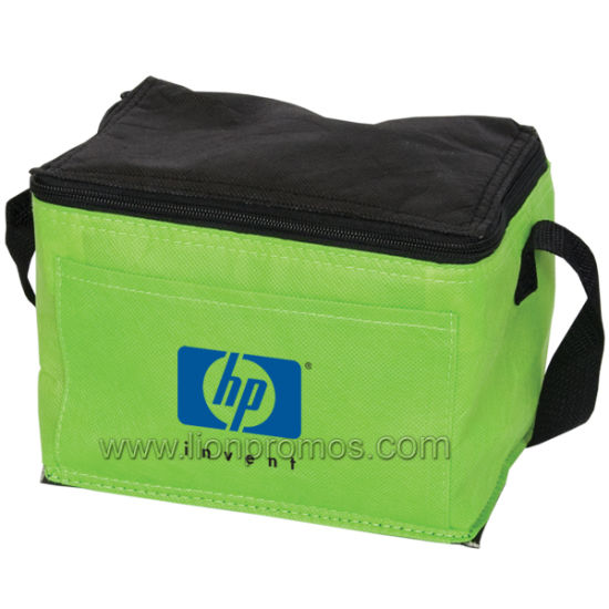 Cheap Non Woven Lunch Food Cooler Bag pictures & photos
