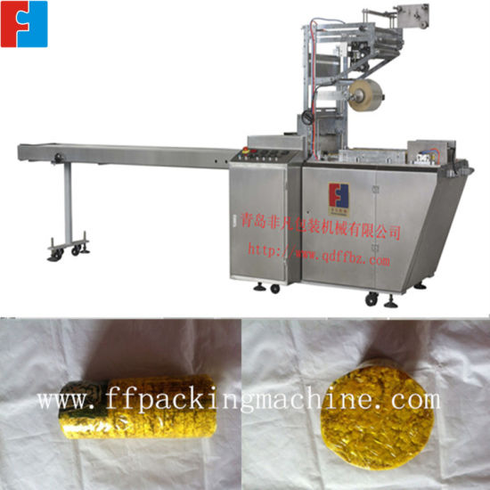 Quality X-Folded Envelope Type Automatic Biscuit Packing Machine pictures & photos
