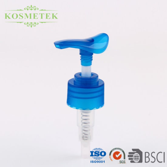 New Type Plastic Lotion Pump for Cosmetic Packaging with Size 24mm, 28mm