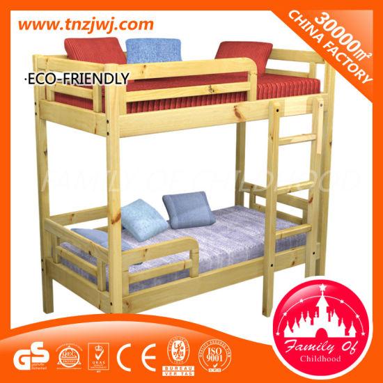 China Best Quality Kindergarden Furniture Morden Bunk Bed For Sale