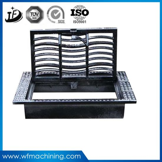 Resin Casting Ductile Iron Water Grate of En124 Standard pictures & photos