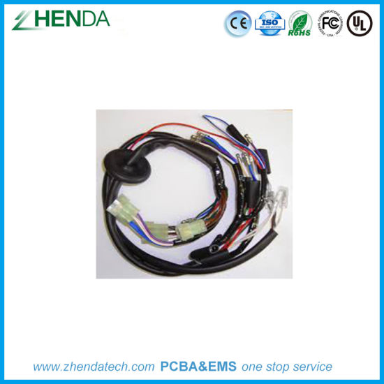 Wire Harness Used for Industry Control on