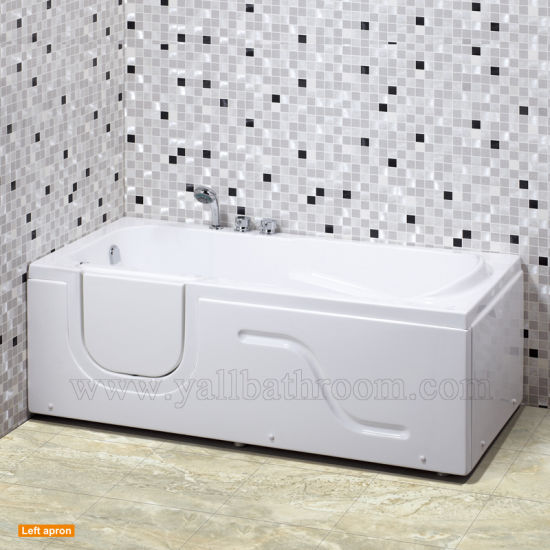 117 The Elderly Acrylic Massage Bathtub Walk In Tub Spa Jacuzzi