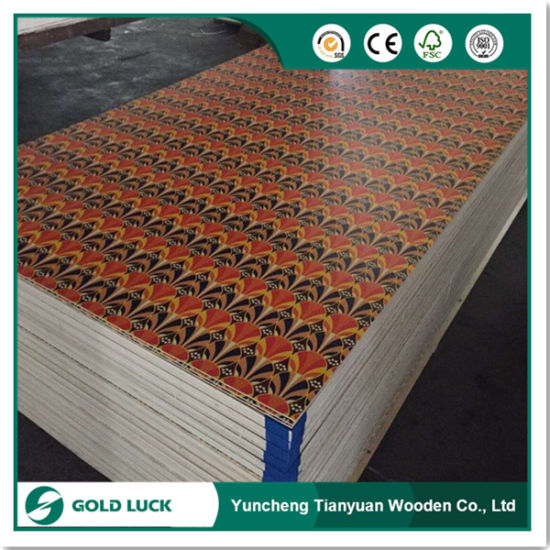 Paper Overlaid Plywood with Thickness 1.5mm-5mm pictures & photos