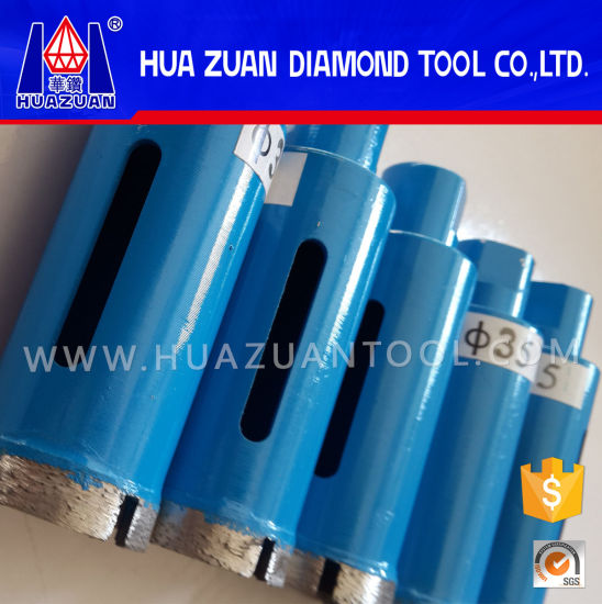 35mm Diamond Core Drill Bit M14 pictures & photos