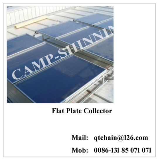 Flat Plate/Plate Collector/Flat Collector